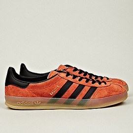 adidas originals - Gazelle Indoor in Orange x Black