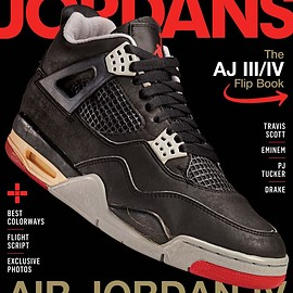 Slam Media Inc. - Slam Kicks Presents (Special Collector's Issue) - JORDANS Vol. 5 (Air Jordan III/IV)