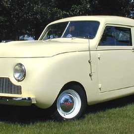 Crosley - two door sedan