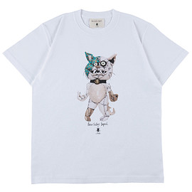 MEDICOM TOY - Anne Valerie Dupond × MAMES Tee Shirt A