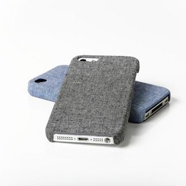 EASTERN COLLECTIVE - CHAMBRAY IPHONE 5 CASE
