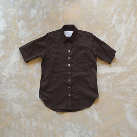 COMMONO reproducts - Double Pocket Shirt