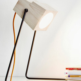 Bongo Design - 360° Lamp tall version
