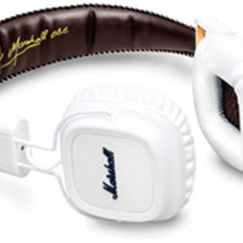 Marshall - Major Headphone White