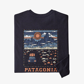 patagonia - Summit Road Long Sleeve T-Shirt