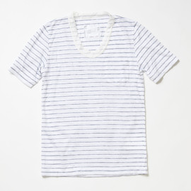 sacai - Trim Border Pocket(169) Tshirt
