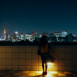 good girl - good girl and good view / 東京,晴海埠頭
