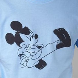 Mickey Mouse Karate Tee