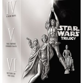 George Lucas - STAR WARS トリロジー DVD-BOX