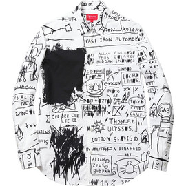 Supreme - Basquiat Shirt Replicas (1983) WHT