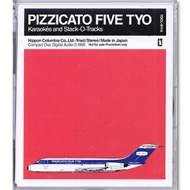 Pizzicato Five - プロモCD PIZZICATO FIVE TYO, TDCL-91114