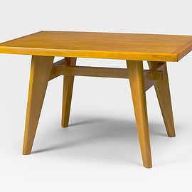 PIERRE JEANNERET - Table, circa 1947