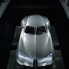 BMW - The BMW Concept Coupe Mille Miglia