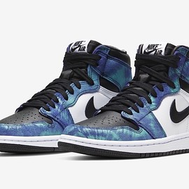 NIKE, JORDAN - Women's Air Jordan 1 High OG 'Tie-Dye'