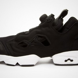 Reebok - Pump Fury (Cordura Pack) - Black/Black/White