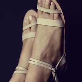 Rabens Saloner - Sandal  with Double Strap