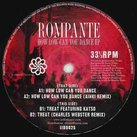 Rompante - How Low Can You Dance EP