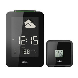 Braun - Digital Weather Station - Black (BN-C013-BK-RC)