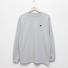cup and cone - Basic L/S - Grey
