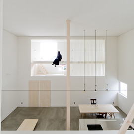 Jun Igarashi Architects - House of Trough