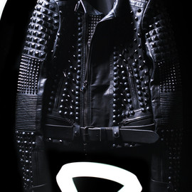 DIESEL BLACK GOLD - 2013-14 Fall/Winter Collection, Leather Jacket 283500yen