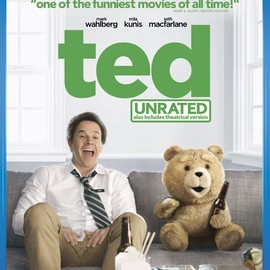 Ted is my thunder buddy Tシャツ