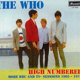 The Who - High Numbered / The Who