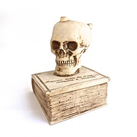 VINTAGE - VINTAGE 【SKULL】ASHTRAY 灰皿