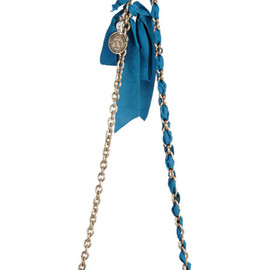 LANVIN - QUILTED LEATHER MINI POP BAG