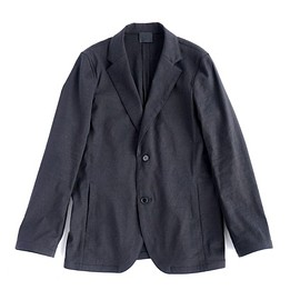 山内 - LINEN STRETCH TAILORED JACKET