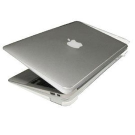 Power Support - エアージャケットセット for Macbook Air 11inch(クリア)PMC-71