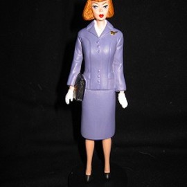 Barbie - ヴィンテージ バービー Pan American Airways Stewardess