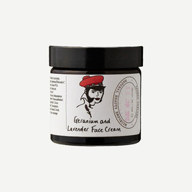 Andrea Garland - AG GERANIUM AND LAVENDER FACE CREAM