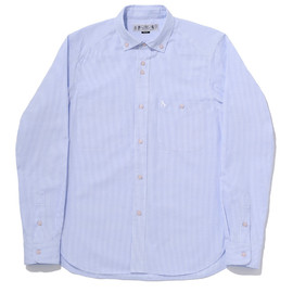 bal - STRIPED BD SHIRT