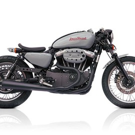 Make - Deus - 1200 V Twin Cafe Racer - Base Model V Twin 1200