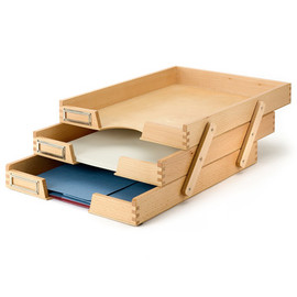 Beech Filing Trays