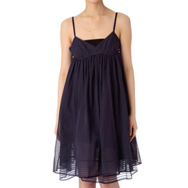 io - DRESS / Navy ioh_4911020