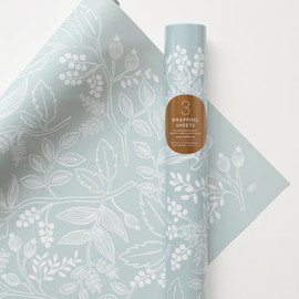 Rifle Paper co. - Spearmint Blossoms Wrapping Sheets