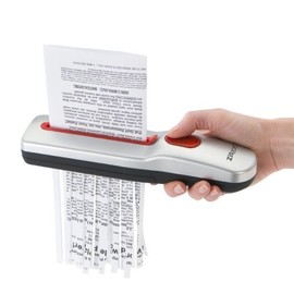 Ziszor Handheld Paper Shredder
