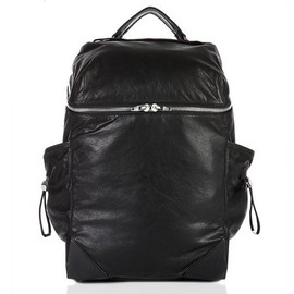 Alexander Wang - WALLIE BACKPACK WITH RHODIUM HARDWARE