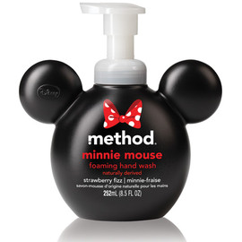 method - minnie mouse hand wash