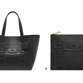 Mulberry - 「Maisie」 East South Maisie Tote   Maisie Pouch