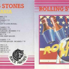 The Rolling Stones - Rolling Mania - BPCD 026