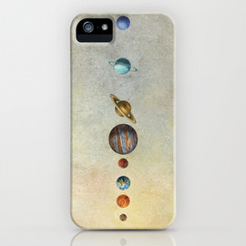 Society6 - Solar System  iPhone Case