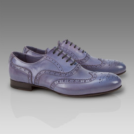 Paul Smith Women - Purple Ponti Brogues