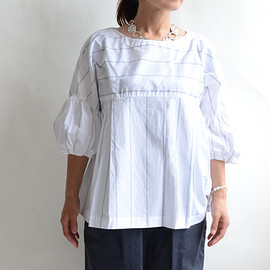 BASCO-nest - Puff sleeve Blouse