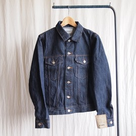 YAECA - Denim Jacket #indigo