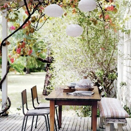 outdoor dining - al-fresco