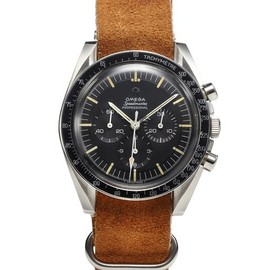 OMEGA - Stainless Steel Speedmaster Watch