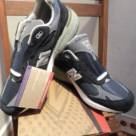 """New Balance - NB 993 Made in USA """"US Air Force"""""""